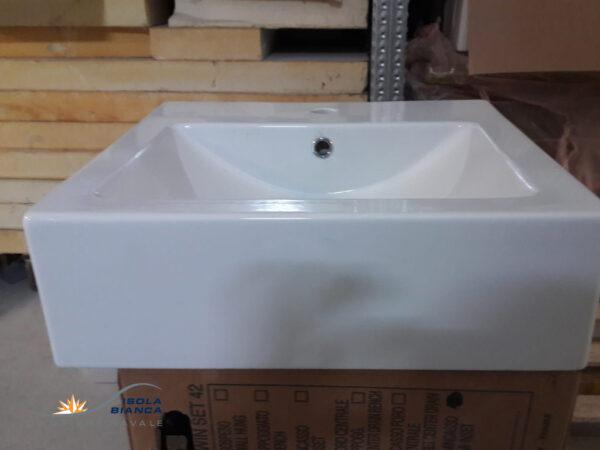 Lavabo Rettangolare (2
