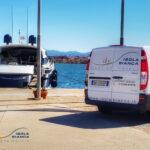Barche assistenza yacht sardegna