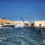 Ormeggio Yacht a Olbia Sardegna per sosta tecnica