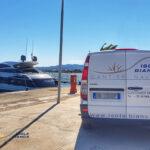 Yacht Assistance in Olbia Sardinia