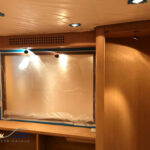 Verniciatura Pershing Yacht